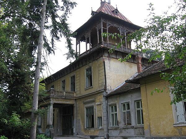 Lovassy-kastély