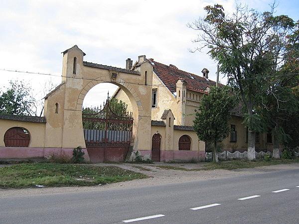 Miskolczy-Ambrózy-kúria