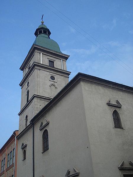 Orsolya-rendi templom és apácakolostor