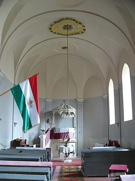 Feltorjai erődített református templom