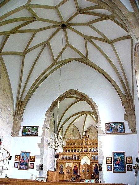 Evangélikus (ma ortodox) templom
