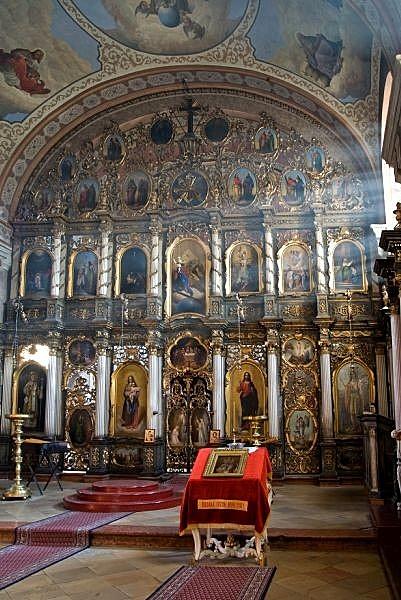 Szerb ortodox ún. alsó nagytemplom