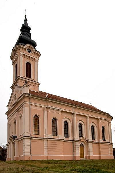 Szerb ortodox ún. felső kistemplom