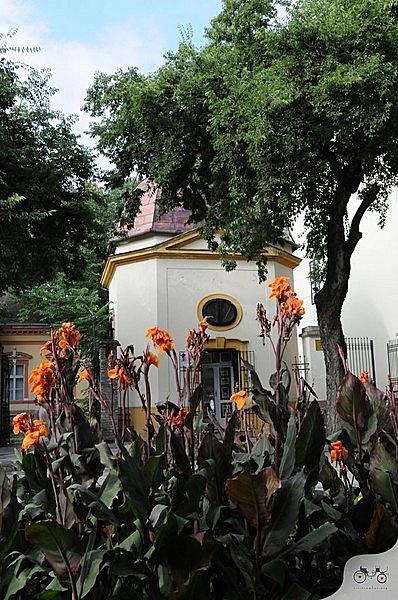 Nepomuki Szt. János (Iván) kápolna