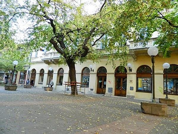 Kultúrközpont épülete