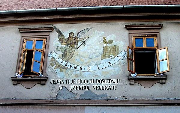 Plébánia (egykori ferences rendház)