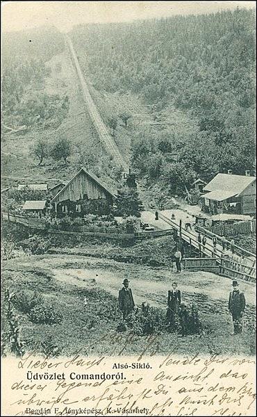 Kommandói Sikló