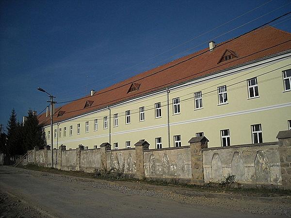 Régi katolikus gimnázium (Szent István Kollégium)