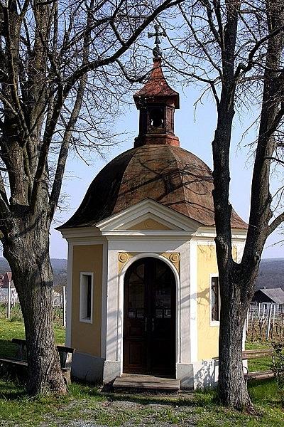 Szentlélek-kápolna