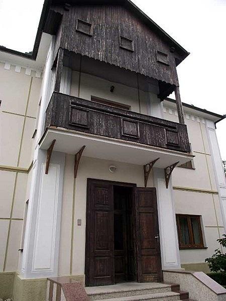 Szent-Iványi - Jeszenszky kastély