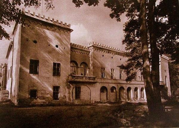 Radvánszky-kastély