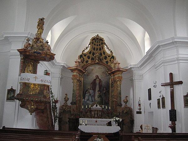 Jézus Szíve Római Katolikus Plébániatemplom
