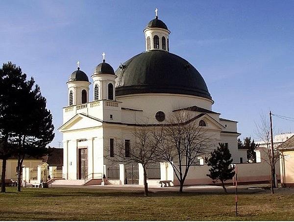Szent Rozália templom