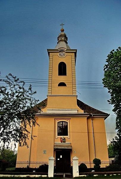 Szent Ilona római katolikus plébániatemplom