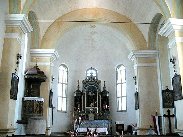 Szent Miklós római katolikus plébániatemplom
