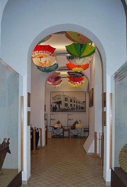 Polgárház, ma múzeum
