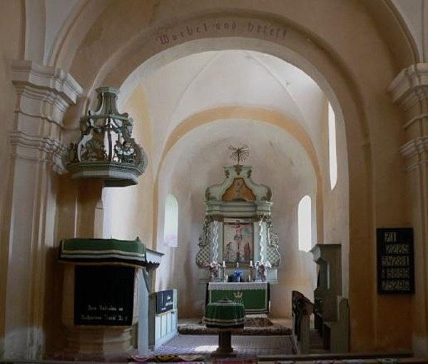 Alexandriai Szent Katalin evangélikus erődtemplom