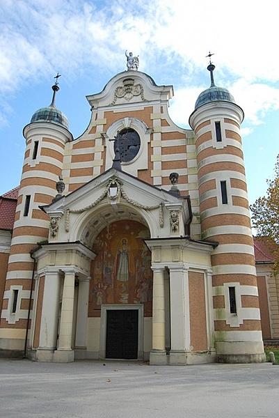 Szent László plébániatemplom