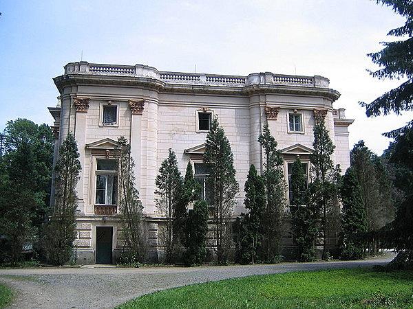 Mocsonyi-kastély