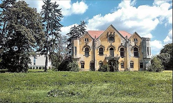 Mészáros-kastély
