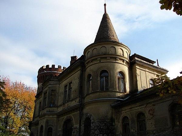 Tüköry-kastély