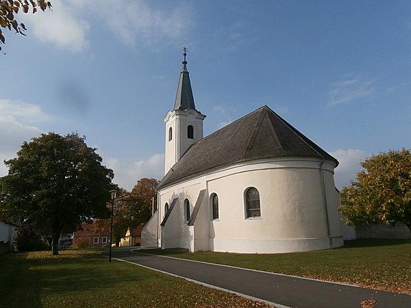 Szent Anna római katolikus plébániatemplom