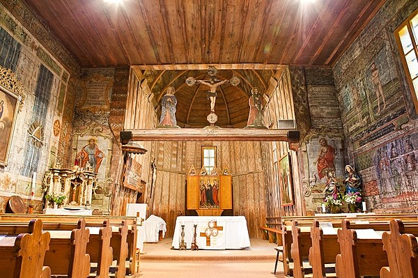 Assisi Szent Ferenc fatemplom
