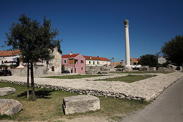 Vespasianus császár temploma