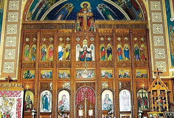 Szent Mihály és Gábor arkangyalok görög katolikus katedrális