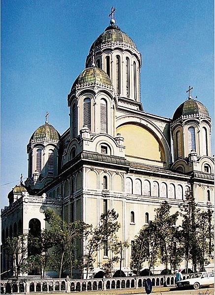 Az Istenszülő elszenderülése ortodox katedrális