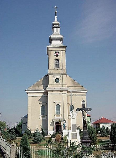 Árpádházi Szt. Erzsébet római katolikus templom