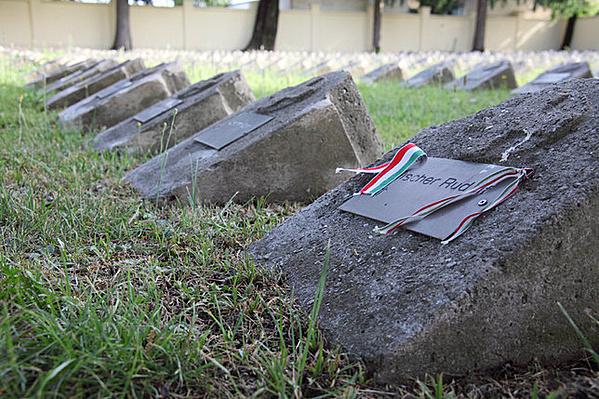 Osztrák-magyar katonai temető