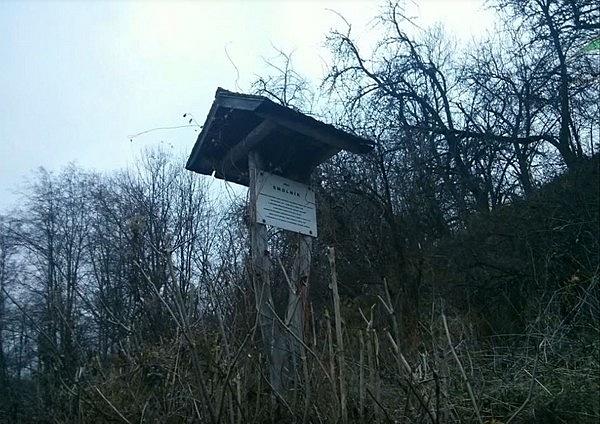 Újszomolnok falu maradványai
