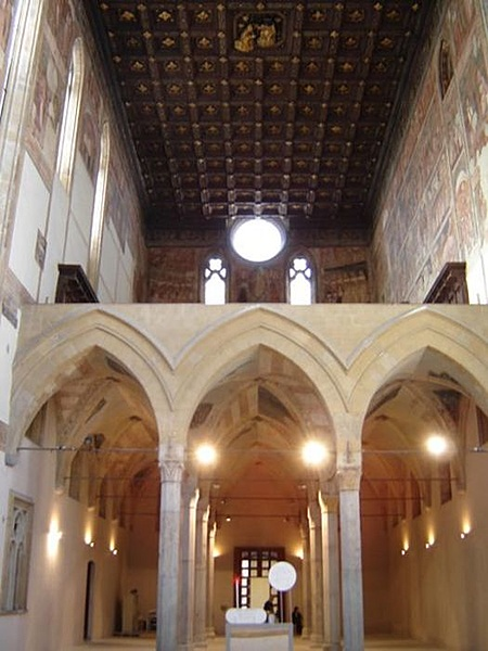 Santa Maria Donnaregina-templom