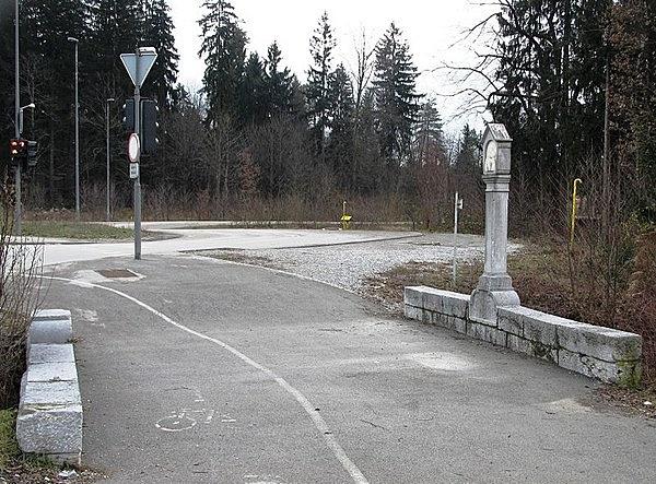 Kauschegg híd