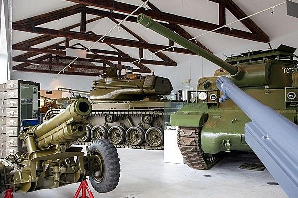 Hadtörténeti Park (volt laktanya)