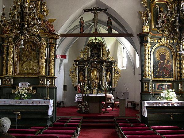Szent Adalbert római katolikus plébániatemplom