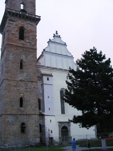 Evangélikus (egykor Szent Miklós) templom