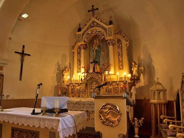 Szűz Mária szent neve római katolikus templom