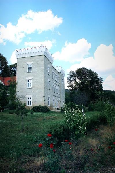 Inczédy-kastély