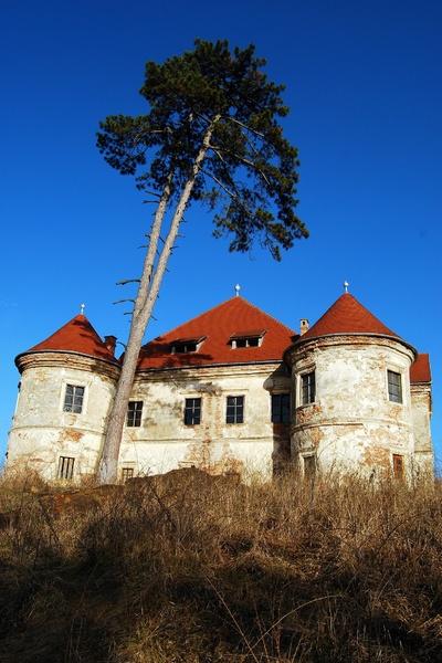 Pekri-Radák-kastély