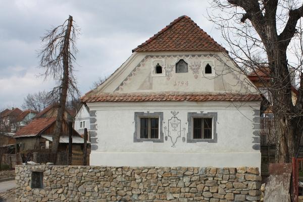 Serestéj-ház