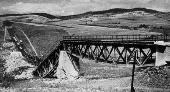 Vasúti viadukt