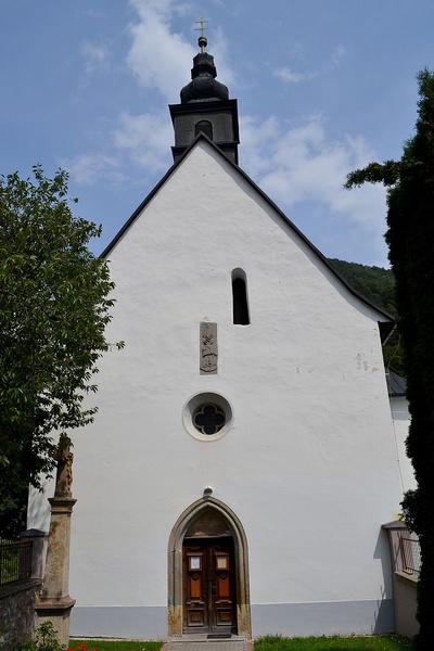 Árpádházi Szent Erzsébet templom