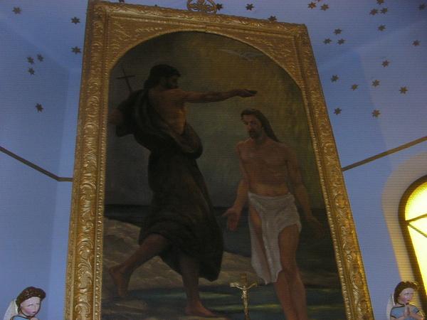 Keresztelő Szent János születése római katolikus plébániatemplom