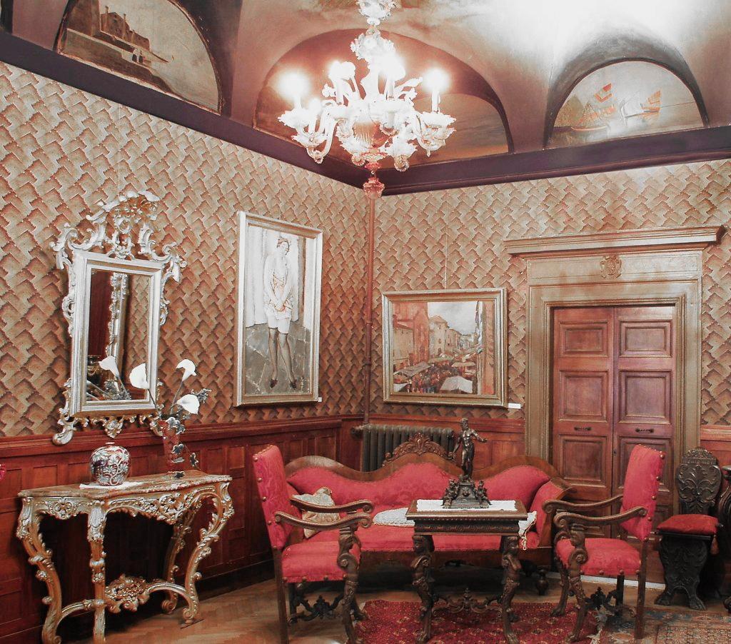 Casa Museo - Quadreria Cesarini