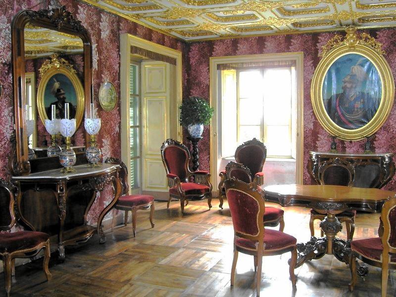 Appartamenti Reali di Borgo Castello