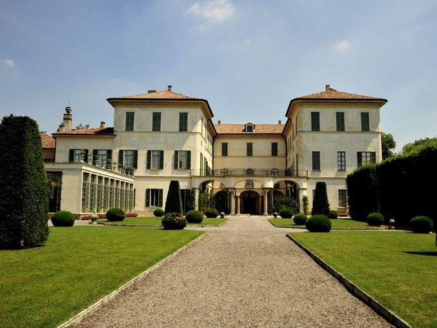 Villa e Collezione Panza
