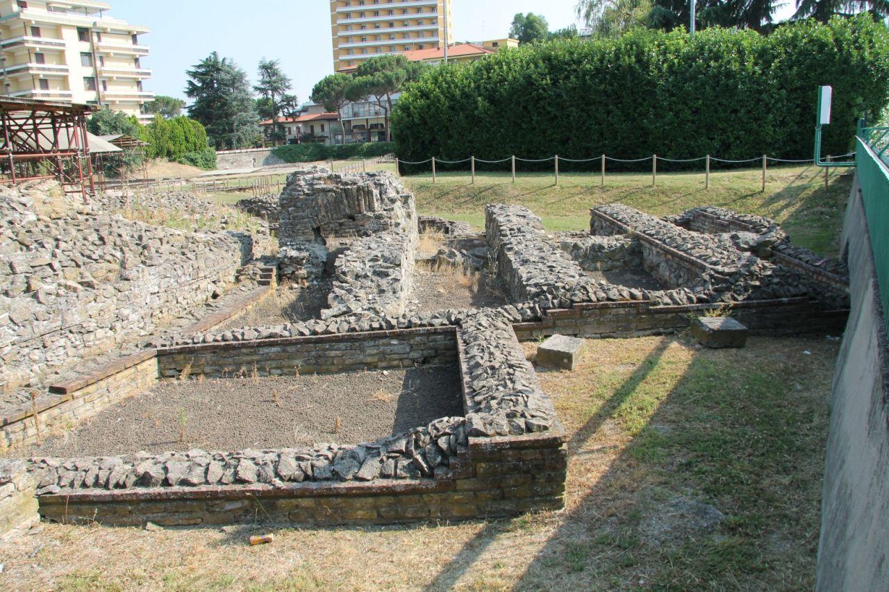 Complesso termale di età romana di Montegrotto Terme