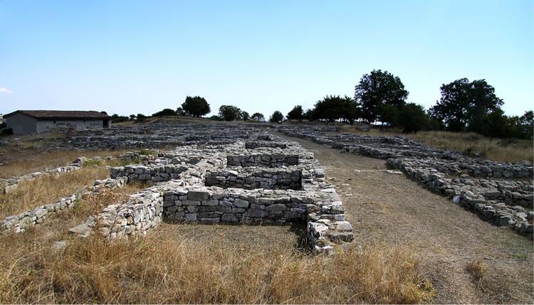 Area archeologica di Serra di Vaglio